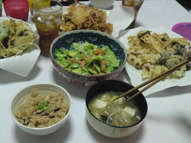 日本人はやつぱり和食で
